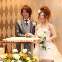 先輩花嫁さま☆2012.6月挙式
