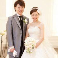 先輩花嫁さま☆2013・7月挙式